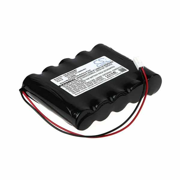 Replacement Battery Batteries For ATMOS 120157 CS ATS062MD