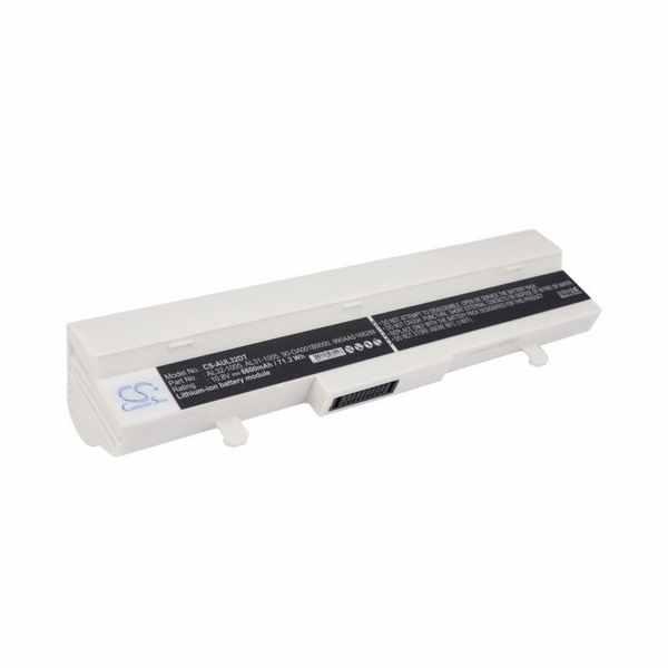 Replacement Battery For Asus 0B20-00KA0AS 70-OA1B1B2100 90-OA001B9000 Eee PC 1001HA 1005 1005H