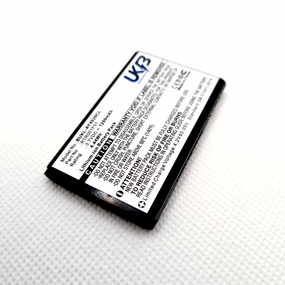 Replacement Battery Batteries For ALCATEL 10000058 CS AY4020CL