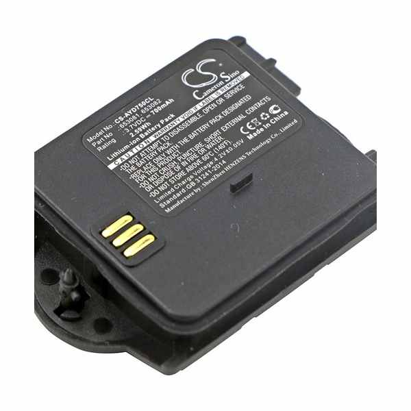 Replacement Battery Batteries For ERICSSON 6027581 CS AYD750CL