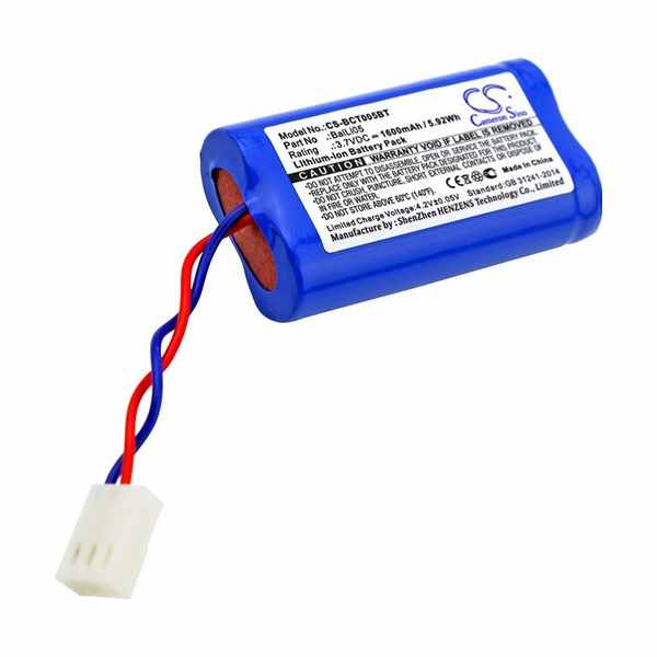 Replacement Battery Batteries For DAITEM 145 21X Motion detectors outdoor CS BCT005BT