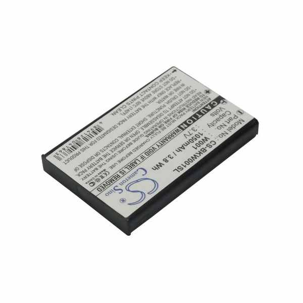Replacement Battery For Belkin W0001 F1PP000GN-SK Wifi Phone Skype