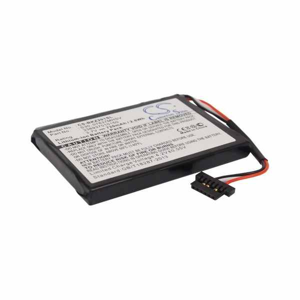 Replacement Battery Batteries For BECKER 07837MHSV CS BKZ201SL