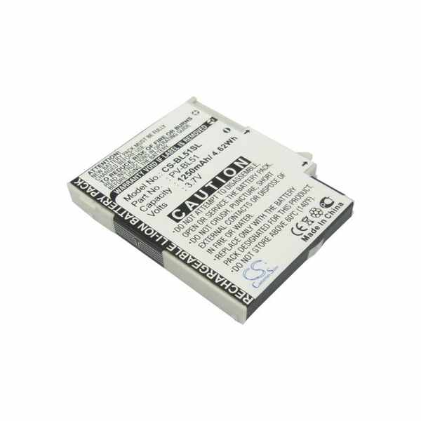 Replacement Battery Batteries For T MOBILE 2009 CS BL51SL