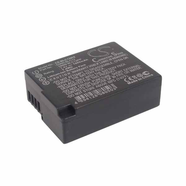 Replacement Battery Batteries For LEICA BP DC12 CS BLC12MX