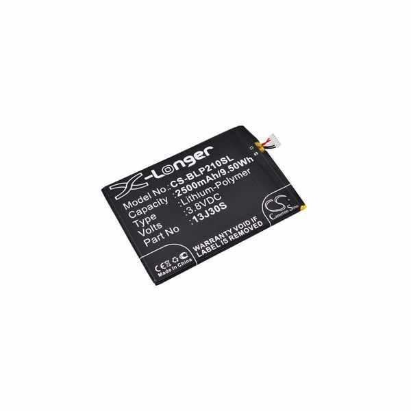 Replacement Battery Batteries For BLU 13J30S CS BLP210SL