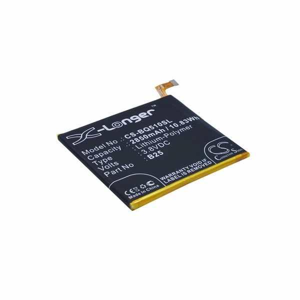 Replacement Battery Batteries For BQ 759 CS BQ510SL