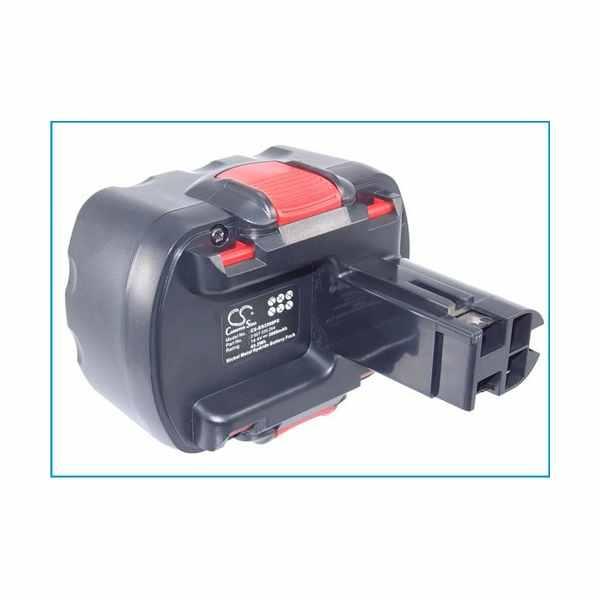 Replacement Battery Batteries For BOSCH BAT140 CS BS3360PX