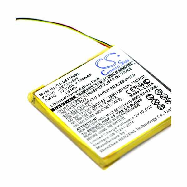 Replacement Battery Batteries For BEATS AEC353535 CS BST300SL