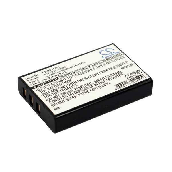 Replacement Battery Batteries For GLOBALSAT BT 318 CS BT388SL