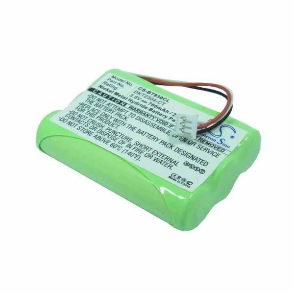 Replacement Battery Batteries For CASIO 3201013 CS BT930CL