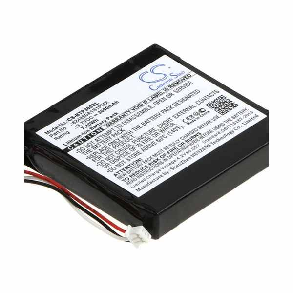Replacement Battery Batteries For BLAUPUNKT 824850A1S1PMX CS BTP300SL