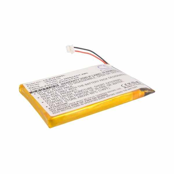 Replacement Battery Batteries For BUSHNELL BUU0057 CS BYP368SL