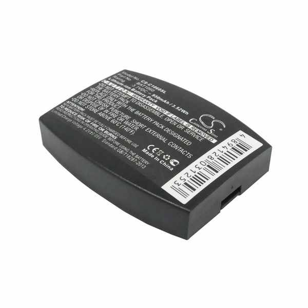 Replacement Battery Batteries For 3M XT 1 CS C1060SL