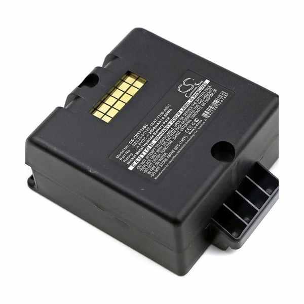 Replacement Battery Batteries For CATTRON THEIMEG 1BAT 7706 A201 CS CBT770BL