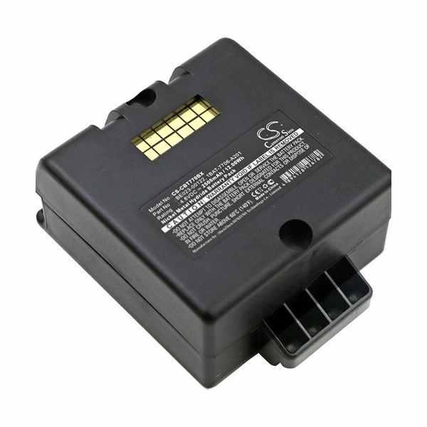 Replacement Battery Batteries For CATTRON THEIMEG 1BAT 7706 A201 CS CBT770BX