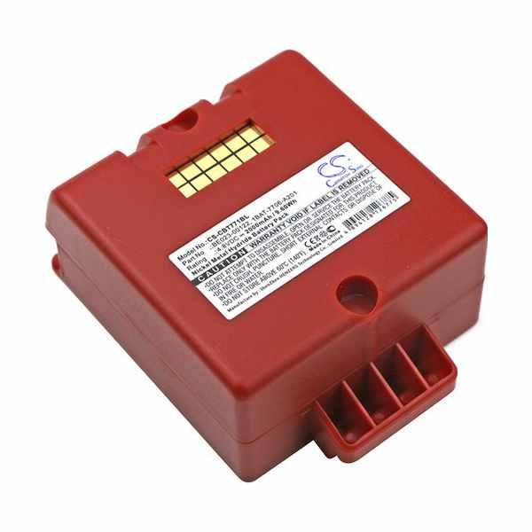 Replacement Battery Batteries For CATTRON THEIMEG 1BAT 7706 A201 CS CBT771BL