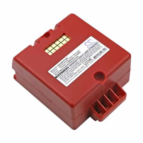 Replacement Battery Batteries For CATTRON THEIMEG 1BAT 7706 A201 CS CBT771BX