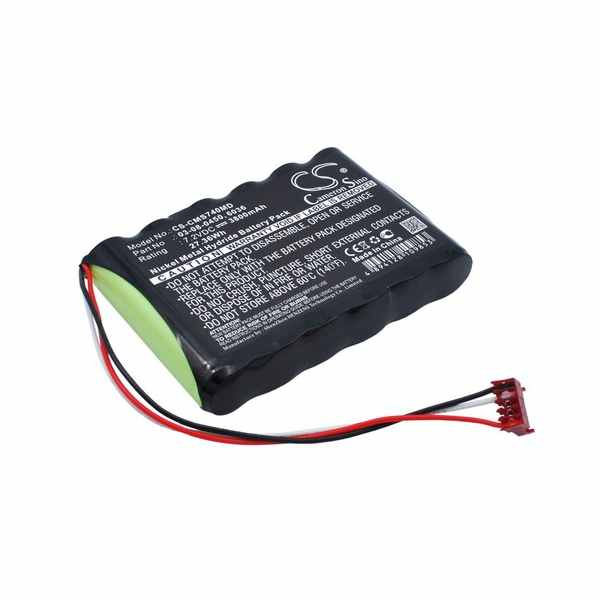 Replacement Battery Batteries For CAS MEDICAL 03 08 0450 CS CMS740MD