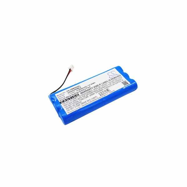 Replacement Battery Batteries For CLEARONE Max Wireless CS CMW592SL