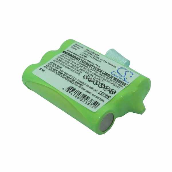 Replacement Battery Batteries For NOMAD 1231 CS CPB1024