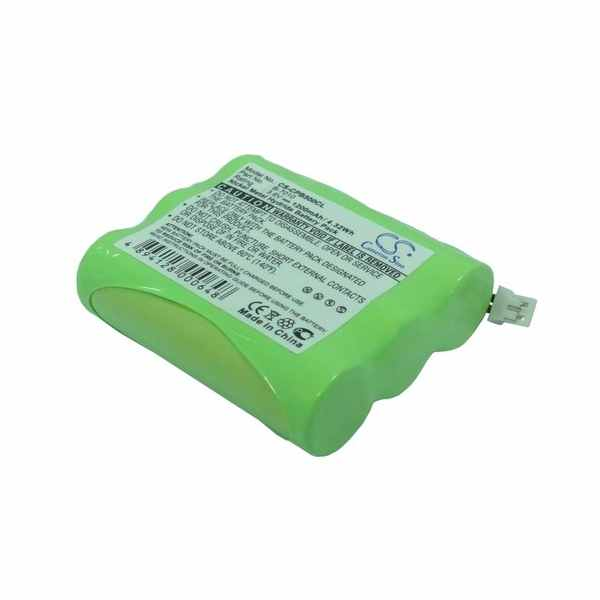 Replacement Battery Batteries For SIEMENS 242 CS CPB500CL