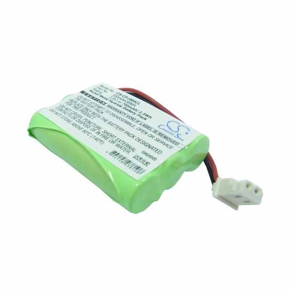 Replacement Battery Batteries For GP 55AAAH3BMX CS CPJ464CL