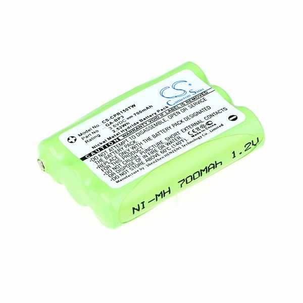 Replacement Battery For Cobra GA-BP3 PR145 PR150 PR155 GMRS