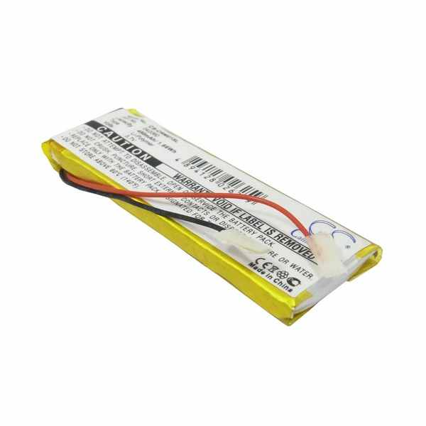 Replacement Battery Batteries For CREATIVE 42060 CS CRM01SL