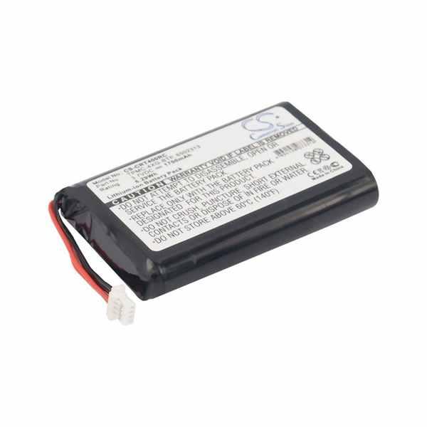 Replacement Battery Batteries For CRESTRON 6502313 CS CRT400RC