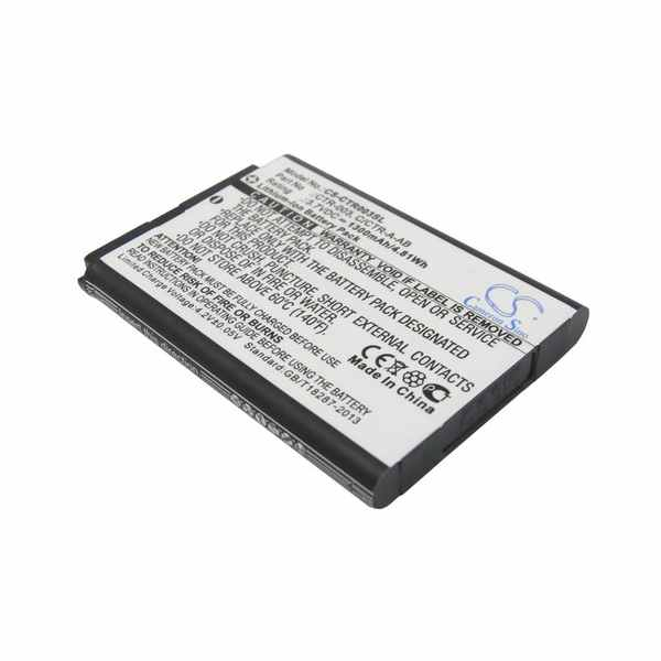 Replacement Battery Batteries For NINTENDO 3DS CS CTR003SL