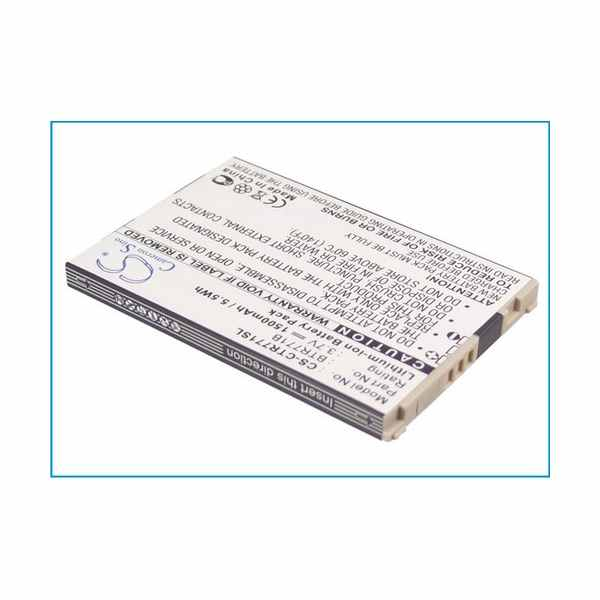 Replacement Battery Batteries For CASIO BTR771B CS CTR771SL