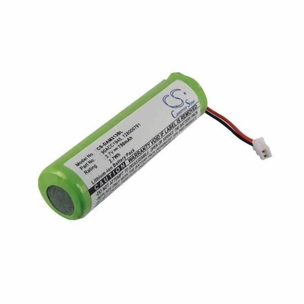 Replacement Battery Batteries For DATALOGIC 128000790 CS DAM213BL