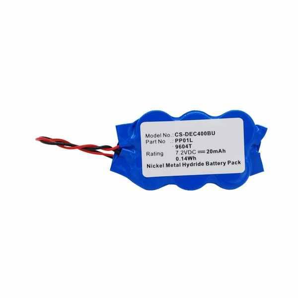 Replacement Battery Batteries For DELL Latitude L400 CS DEC400BU