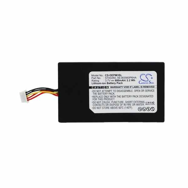 Replacement Battery Batteries For FITAGE AE383560P6HA CS DEPM3SL
