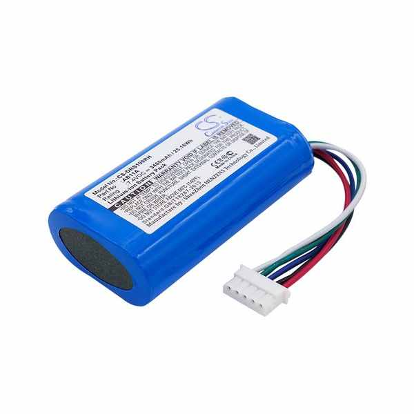 Replacement Battery Batteries For 3DR AB11A CS DRS100RH