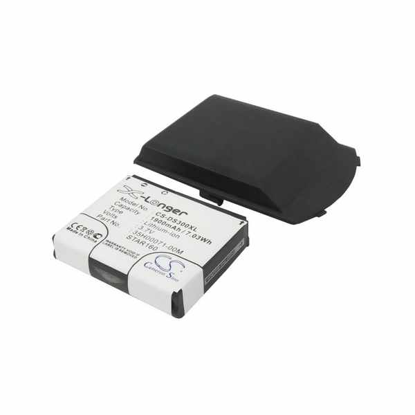 Replacement Battery Batteries For CINGULAR 3125 CS DS300XL