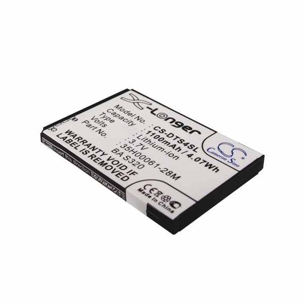 Replacement Battery Batteries For T MOBILE 35H00061 26M CS DTS4SL