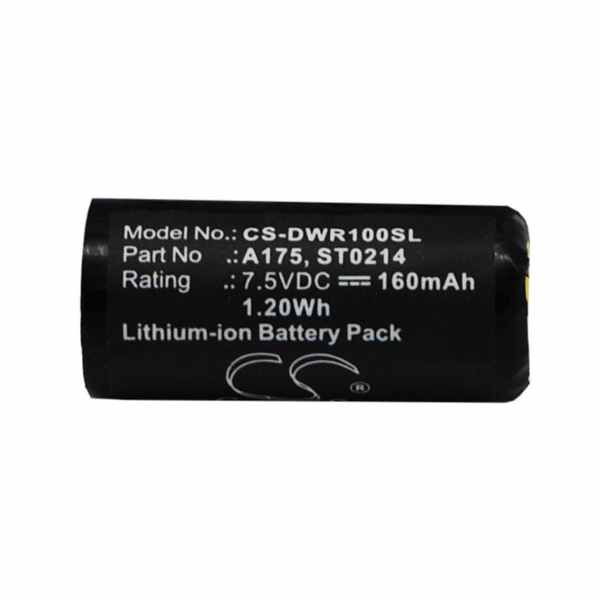 Replacement Battery Batteries For PET STOP OT200dogfencingcollar CS DWR100SL