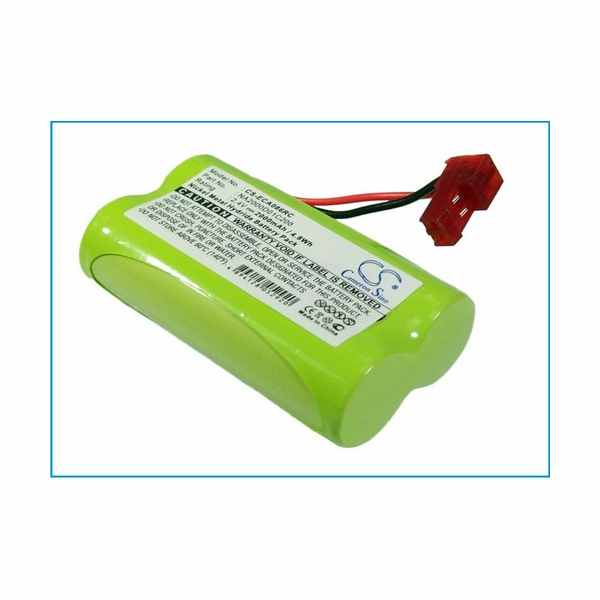 Replacement Battery Batteries For EARMUFF 5455086 CS ECA086RC