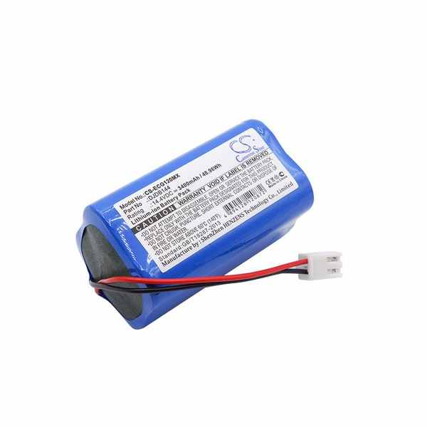 Replacement Battery Batteries For CMICS DJDB CS ECG120MX