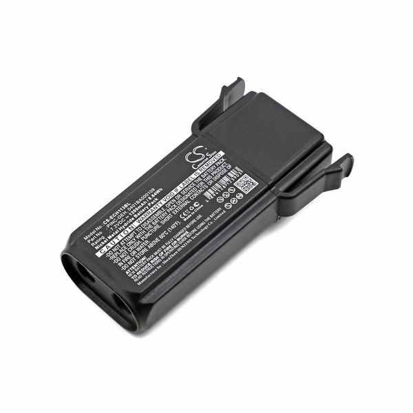 Replacement Battery Batteries For ELCA GENIO M CS ECH113BL