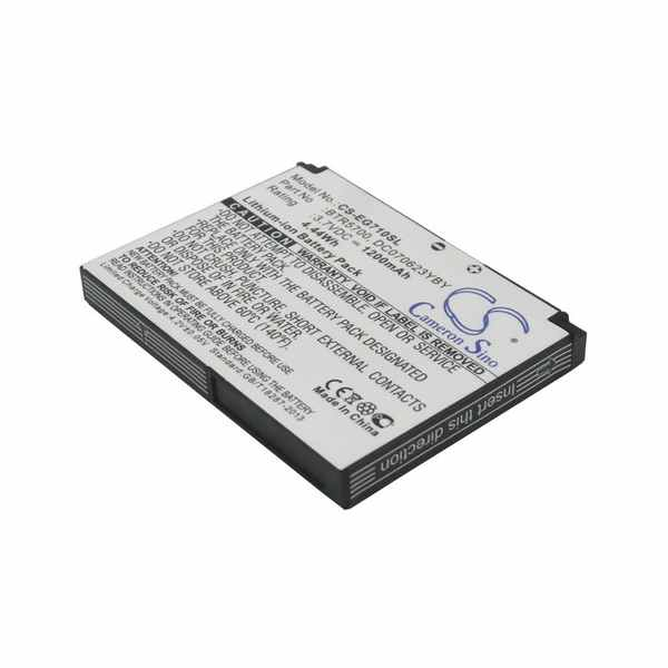 Replacement Battery Batteries For TOSHIBA BTR5700 CS EG710SL