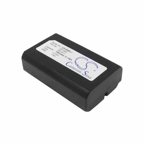 Replacement Battery Batteries For NIKON 1V1 CS ENEL1