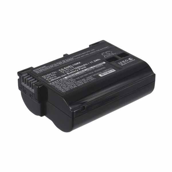 Replacement Battery Batteries For NIKON 1V1 CS ENEL15MX
