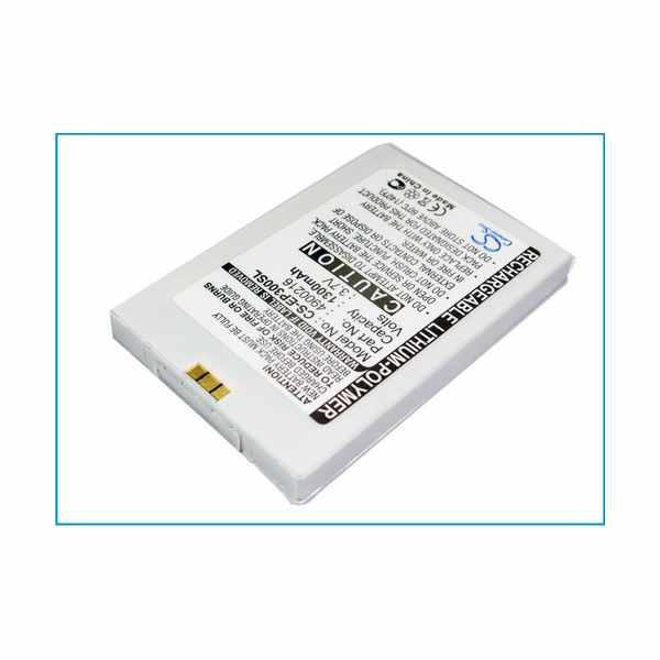Replacement Battery Batteries For YAKUMO 4900216 CS EP300SL