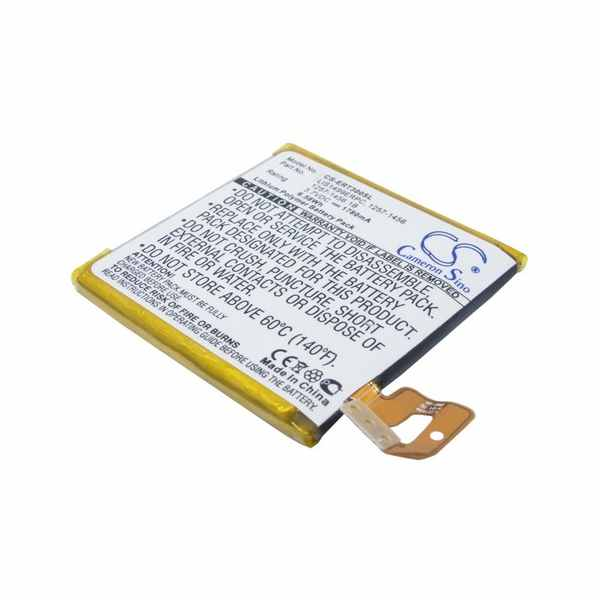 Replacement Battery Batteries For SONY ERICSSON 1257 1456.1B CS ERT300SL