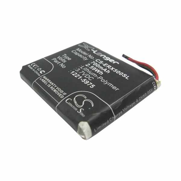 Replacement Battery Batteries For SONY ERICSSON 1221 5975 CS ERX500SL
