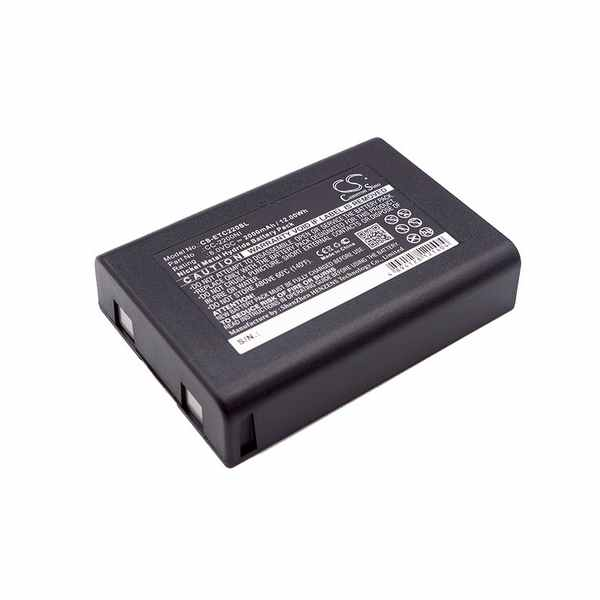Replacement Battery Batteries For EARTEC CC 2200NI CS ETC220SL