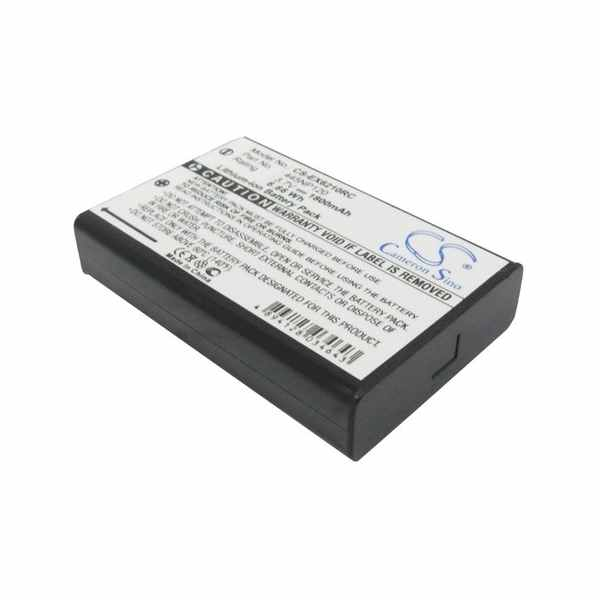 Replacement Battery For Edimax 445NP120 SP-1880 3G-1880B 3G-6210n BR-6210N